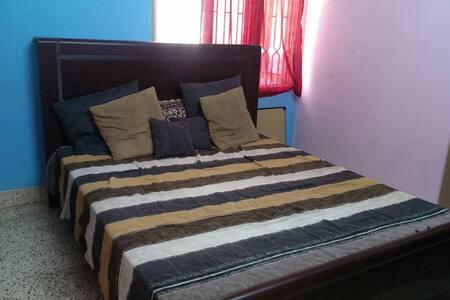Cozy Master BedRoom in IndiraNagar - Hus
