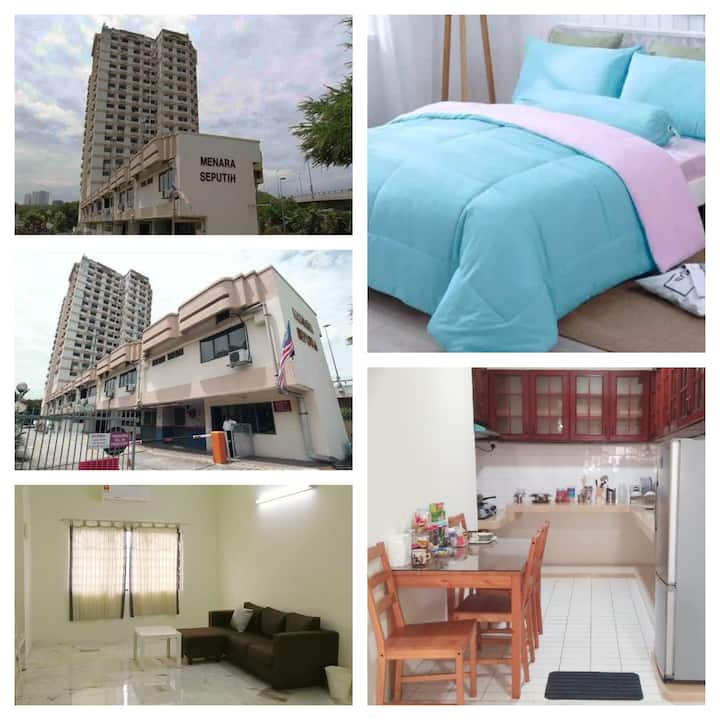 Entire Condo-Pleasant Place To Stay At Heart Of KL