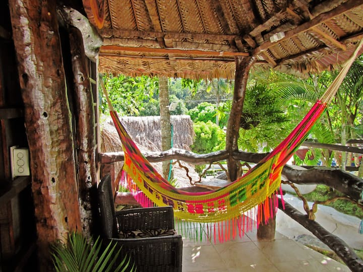 Eco Hotel Villa Cata- Tayrona  Cabin Kankuamu # 3