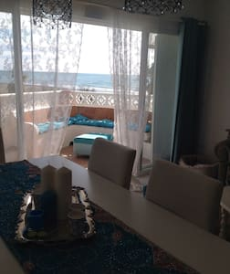 Beautiful room enfront the sea - Marbella - Schlafsaal