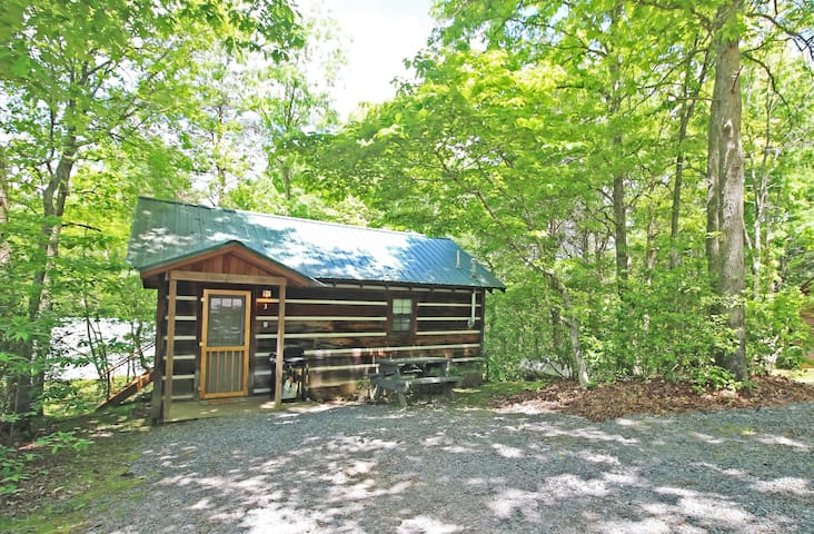 Exterior view of Cabin #3