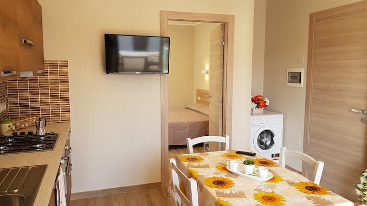 Holiday apartment a Zambrone vicino Tropea