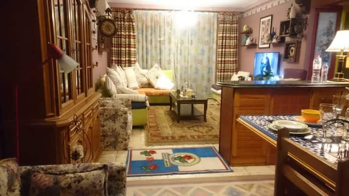 Apartment for rent in the best area in Alexandria