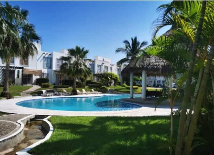 Casa Fragata a 15 min. de playas Nuevo Vallarta