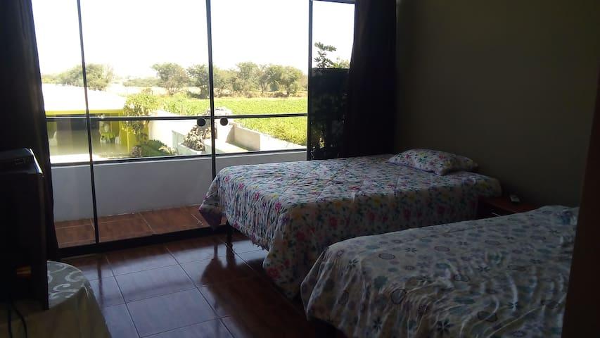 Eco Nazca suites