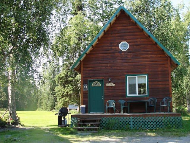 Poppy Ridge - Burl Cabin - Soldotna - Srub