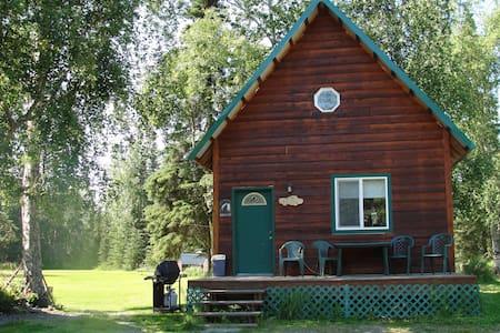 Poppy Ridge - Burl Cabin - Soldotna - 小木屋