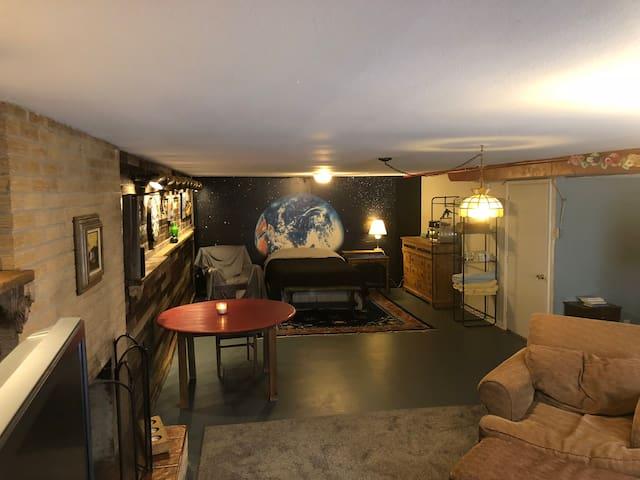Colorado Springs Private Studio.