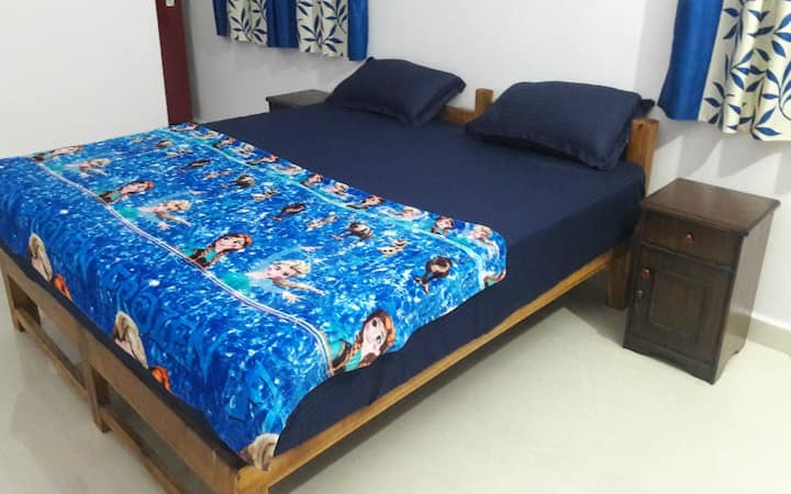 Deluxe Air conditioned room in Arambol