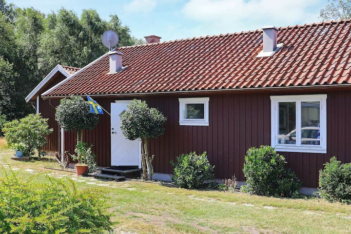 8 person holiday home in Haverdal