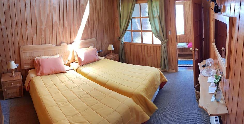 Habitación Paildad (con desayuno) Queilen-Chiloé