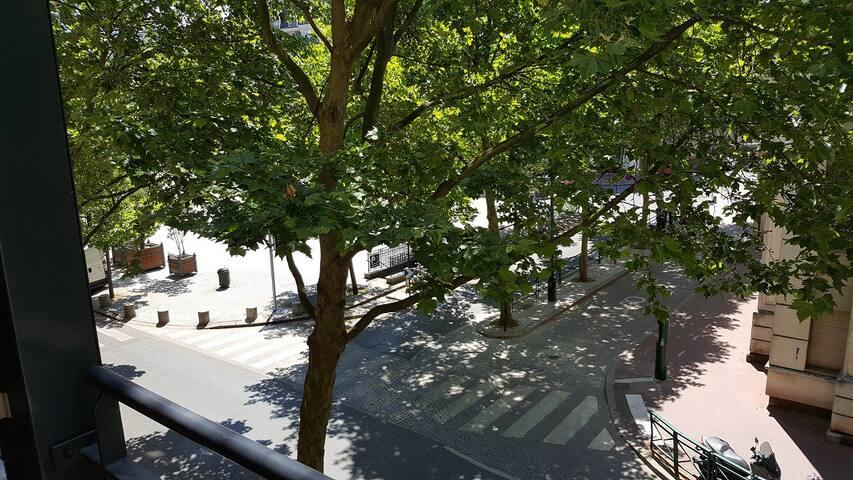 Studio cosy portes de Paris et bois de Vincennes