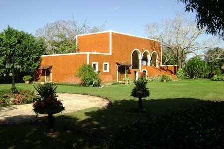 Private Hacienda - Chicxulub Pueblo