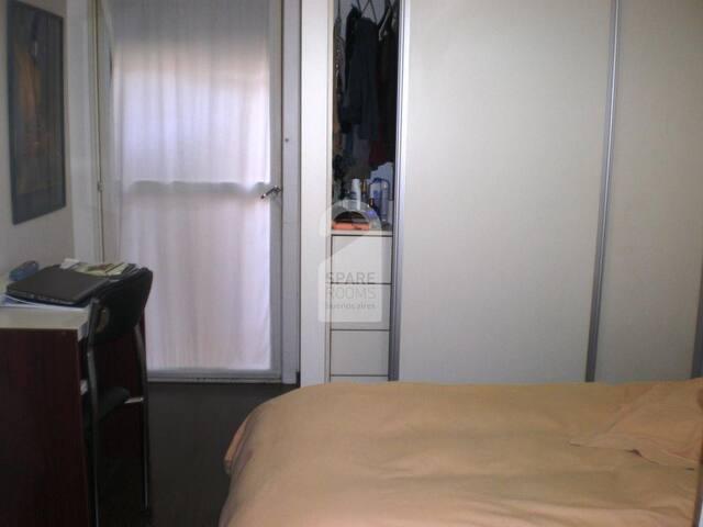 Cómoda habitación y excelente ubicación .