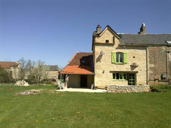 Early 19th century gite in peaceful location