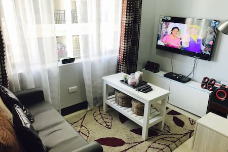 Condominium unit in Araneta Center - Quezon City