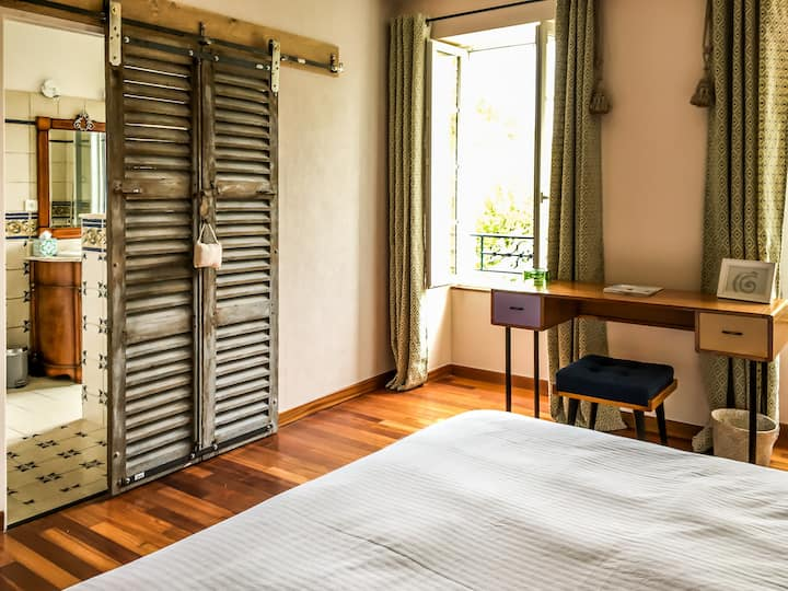 """Chambre d'hôtes au Clos de Landrais """" La Vintage"""""""