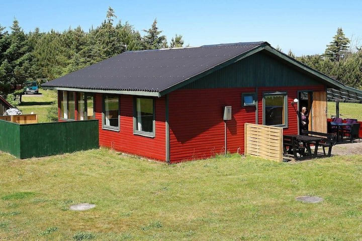 Comfortable Holiday Home in Lokken with Terrace