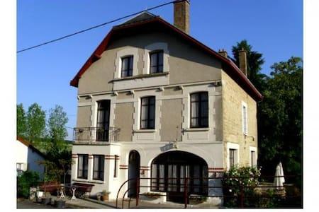 Een prachtig, karakteristiek familiehuis