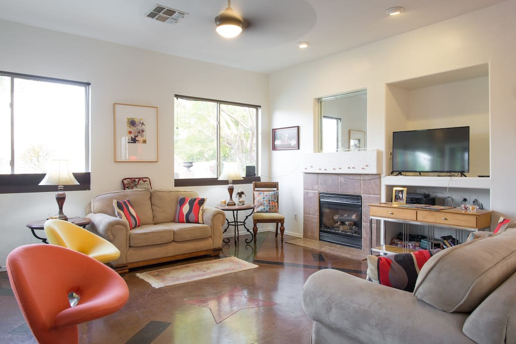 balboa bungalow i the blue room houses for rent in gilbert arizona united states