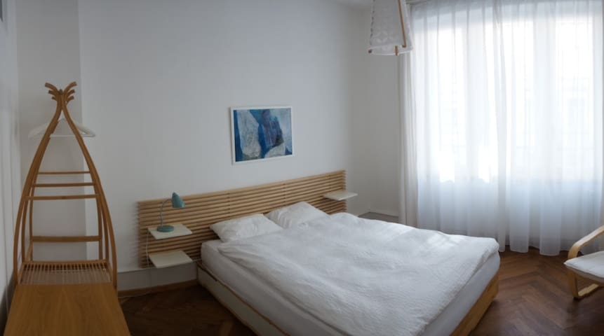 Guest apartment, two bedrooms, without kitchen