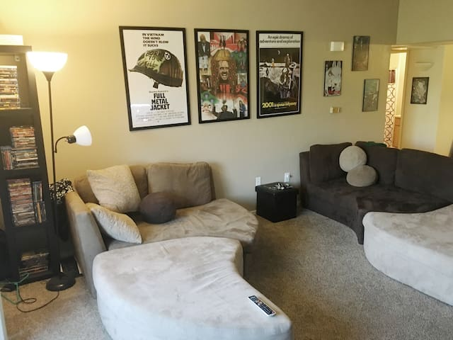 Bed / Bath / Living Room / Kitchen - Las Vegas - Leilighet