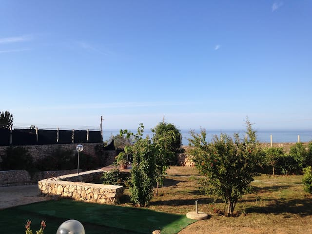 Splendido dammuso vista mare con giardino - Lampedusa e Linosa - Haus