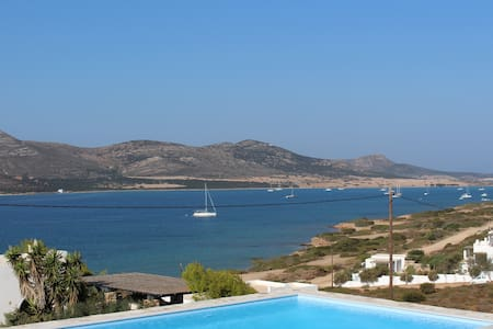 Villa Adamaki, with private pool - Antiparos