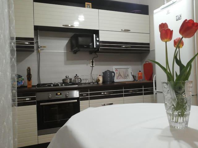 Недорогая квартира для отдыха в Казани!