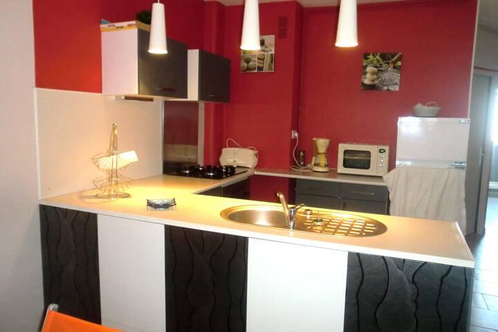 Appartement 55 M2 : Vu mer-plage-centre ville - Saint-Jean-de-Monts - Pis