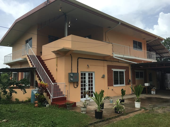 Quiet home 30 min south of Port of Spain
