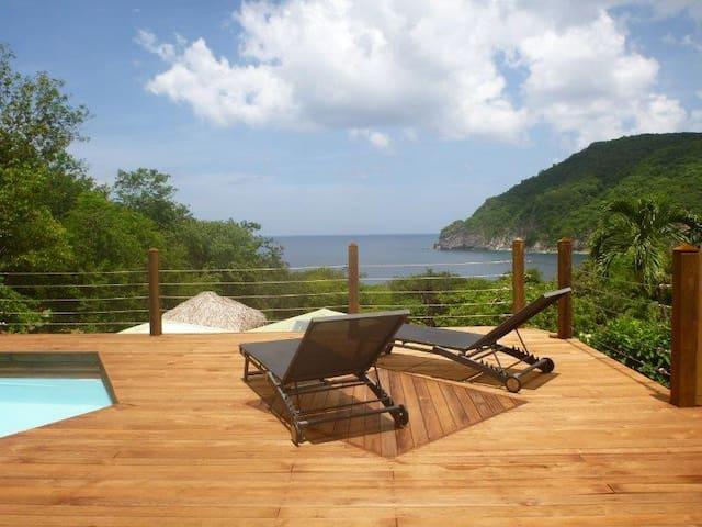 Villa Kaz Coco, Grande-Anse - Deshaies