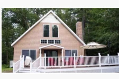 Whole home-Steps to Lake Winnipesaukee-Lake Access