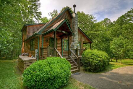 Cool Waters Getaway - Mineral Bluff - Cabin