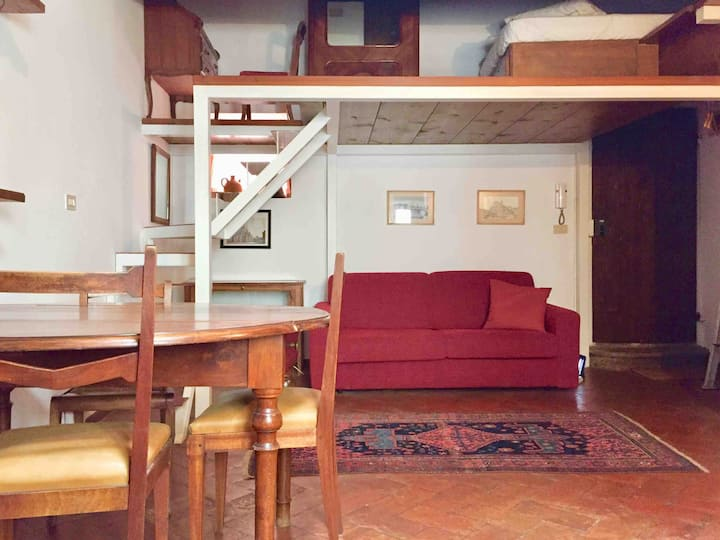 Cute loft appartament in the heart of Florence