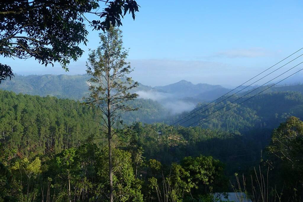 view mountain