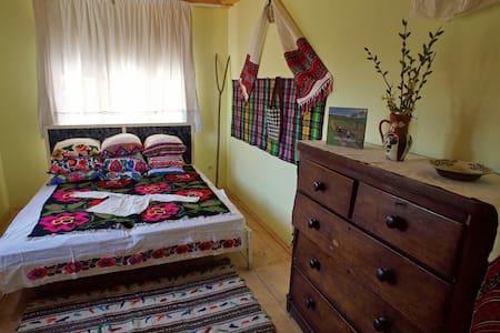 Double Room Casa Carolina Maramures - Cupseni - Ev