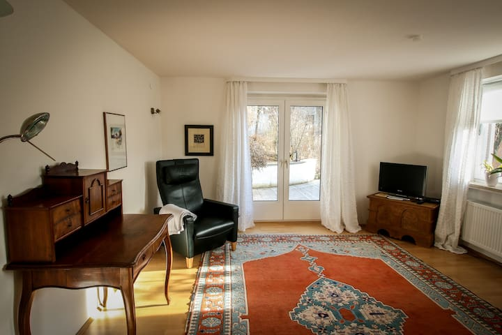 Urlaubswohnung - Siegsdorf - Apartament