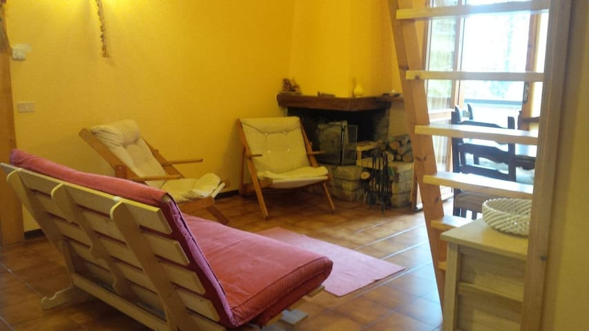 Quick mountain getaway from Milan - Rovetta - Appartement