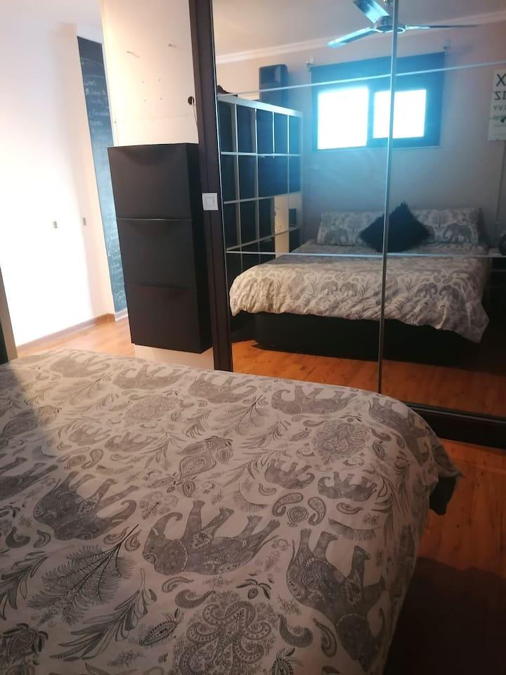 Apartamento muy tranquilo y muy cerca del mar.