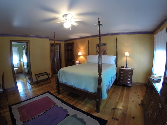 Whistling Acres Guest House/Country Sunset - Kutztown - Talo