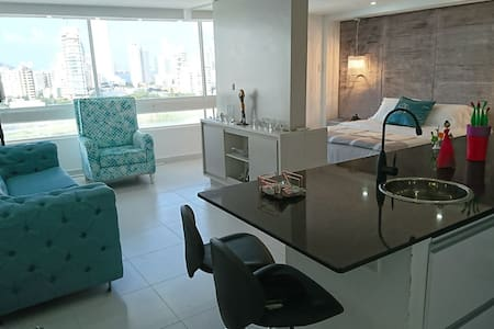 Unique Luxury Apartment in Beautiful Cartagena
