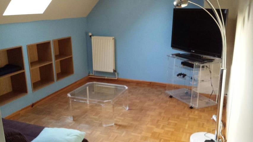 Chambre meublée tout confort calme - Nogent-sur-Oise - Haus