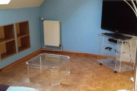 Chambre meublée tout confort calme - Nogent-sur-Oise - Casa