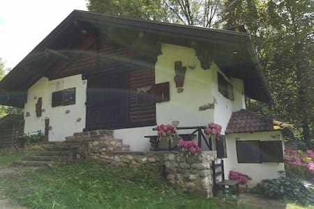 A chalet in the mountains - 5 minutes from town - Transacqua