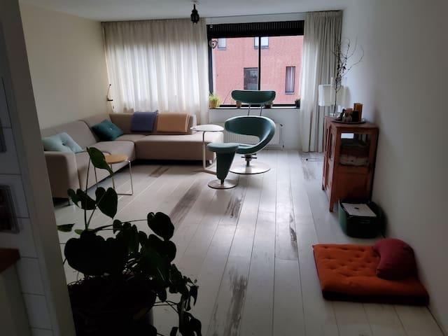 Light apartment centre Rotterdam