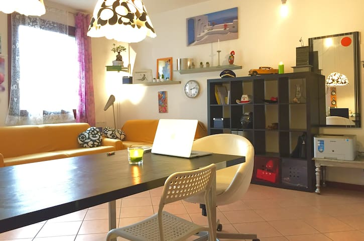 New apt. room with private bathroom - Firenze - Apartment