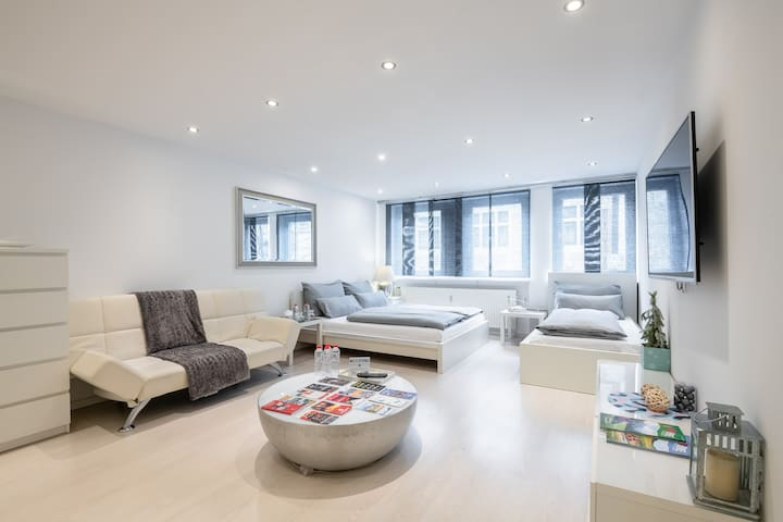 🎖DELUXE CITY APARTMENT/ MUNICH CITY CENTER