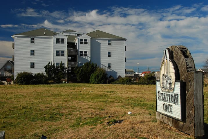 OBX2C at Station One 2 Bedroom Standard Condo