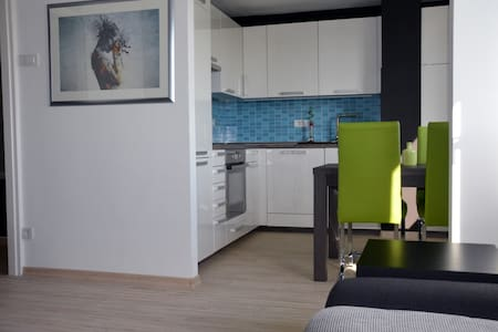 Awesome apartment at an awesome location - Ljubljana - Apartamento